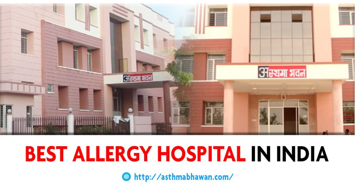 Best Allergy Hospital in India