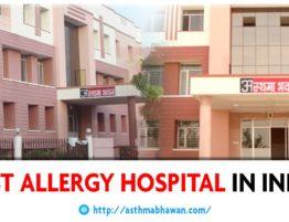 Best Allergy Hospital in India