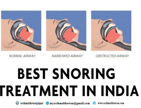 best Snoring Treatment In India