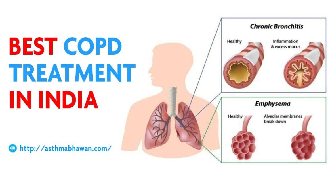 Best COPD Treatment in Jaipur