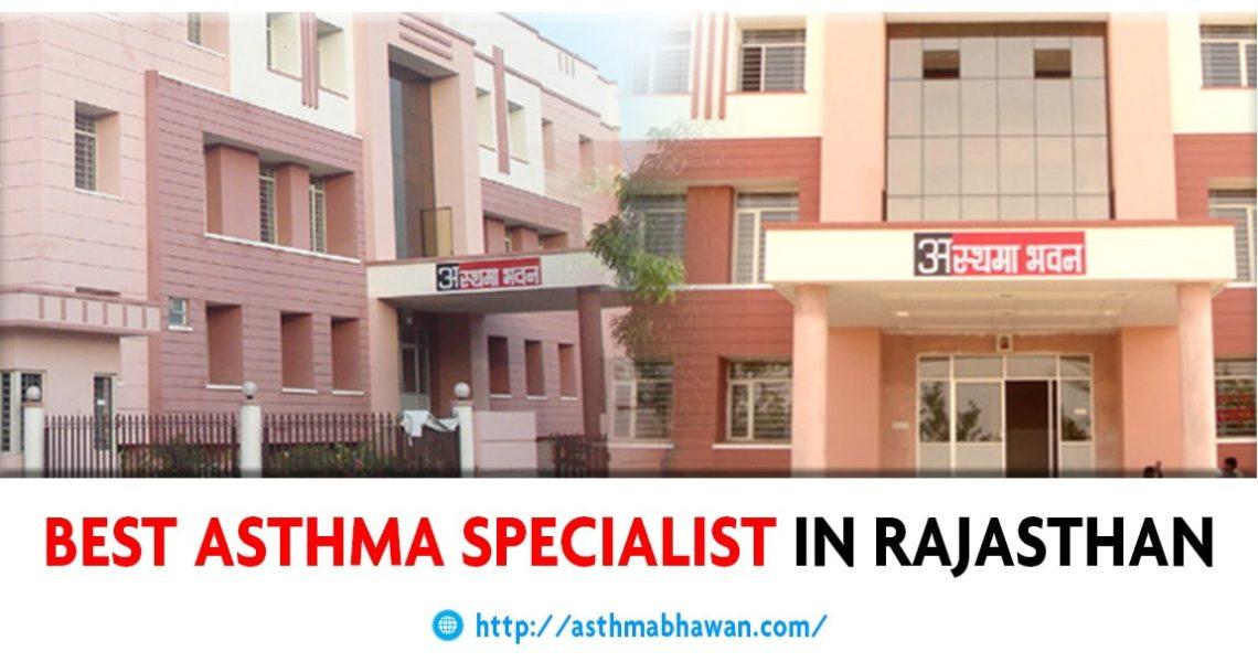 Best Asthma Specialist In Rajasthan