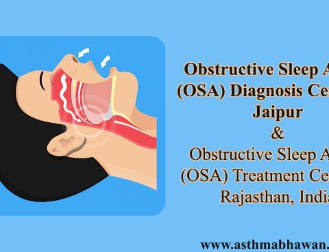 Obstructive sleep apnea OSA Diagnosis Center in Jaipur